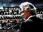 Andrea Bocelli Official Website . Home . Design by Scozzese