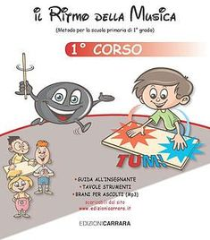 il ritmo della musica Music Station, Music Lessons, Guided Reading, Primary School, Curriculum, Activities For Kids, Family Guy, Education, Comics