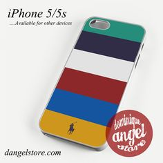 Ralph Lauren colourful Phone case for iPhone 4/4s/5/5c/5s/6/6 plus