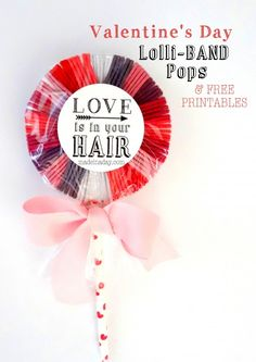 Valentine Hair Band
