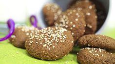 Wellness Wednesday: Blendtec's Quinoa Ginger Cookies