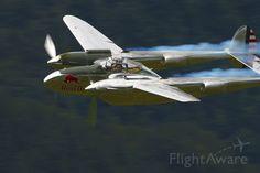Photo of Lockheed P-38 Lightning