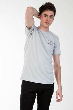 Genuine Quality T Shirt Men  #aspireandcreate #mensfashion #paperalligator
