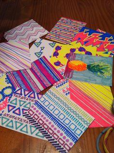Business Cards :) Kelsey Witt  Diferentes