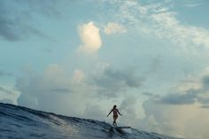Feet in the water,  head in the clouds || Sweet summertime surf sessions