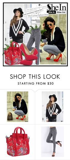 """""""SheIN #10"""" by selmina ❤ liked on Polyvore featuring Sheinside and shein"""