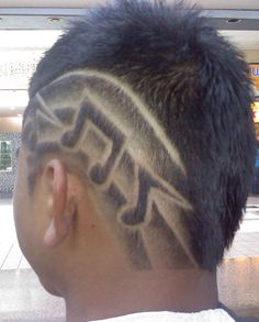 Haircuts with lines