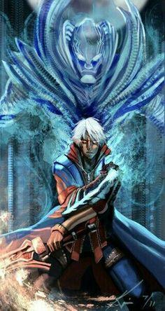 DMC 4- Nero Devil trigger