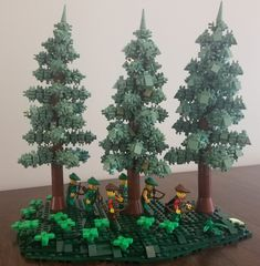 Lego Robin Hood moc