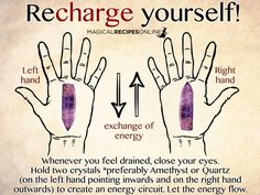 Elaborate your knowledge on Crystal Magic. Use the Crystals to change your life!