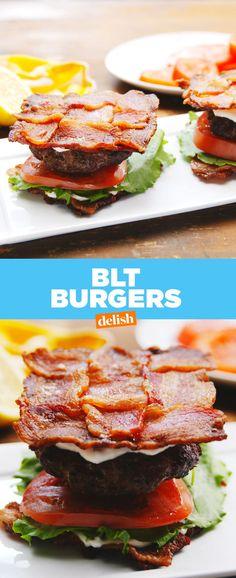 BLT BurgersDelish