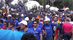38 MARCHA NACIONAL DEL ORGULLO Y LA DIGNIDAD LGBTTTI 2016 / 6