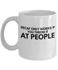 Coworker Gag Gift Coffee Mug