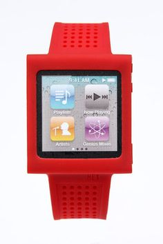 iPod Nano Hex Sport Watch Band