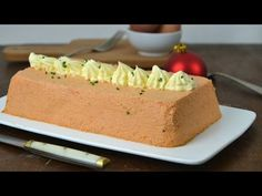 Pastel de merluza con pimientos del piquillo | Cuuking! Recetas de cocina Empanadas, Vanilla Cake, Recipies, Cheesecake, Food And Drink, Gluten, Desserts, Club, Ideas