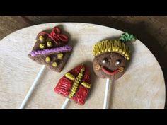 Bakken voor de Sint: pepernotenlolly's - Libelle Daily