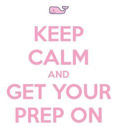 Prep Prep Preppy
