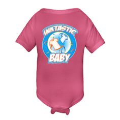 customize/personalize your own baby clothing at www.inktastic.com