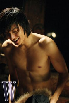 Lee Min Ho. I think this is from BOF. I can't believe I'm just putting a pic of him up now...