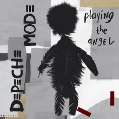 Depeche Mode - Playing The Angel 180g 2LP