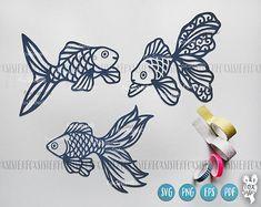 - Best DIY and Crafts Ideas Sea Clipart, Fish Clipart, 3d Pen Stencils, 3d Cuts, Fish Template, Shrink Art, Stencil Material, Fish Crafts, Vinyl Paper