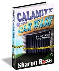 Our Sharon Rose has a new Mable Wickles' adventure out soon!  Watch for this third of her Parson's Cove Cozy Mysteries.
