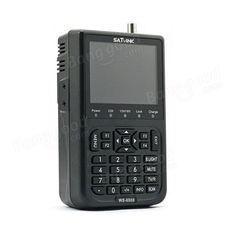 SATLINK WS-6908 DVB-S FTA Professional Digital Satellite Finder Meter