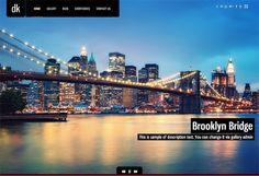 20 WordPress Premium Gallery Themes für Fotografen, Künstler & Gallerien