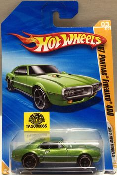 Mattel Hot Wheels Racing Stock Car - ';67 Pontiac Firebird This item is NOT in Mint Condition and is in no way being described as Mint or even Near Mint. Our toys have not always lead the perfect life