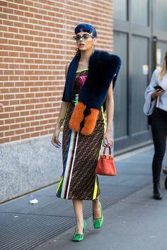 Milan fashion weeks 603482418803100624 - Milan Fashion Week Best Street Style Looks Best Street Style, Looks Street Style, Cool Street Fashion, Looks Style, Street Look, Street Wear, Street Styles, Street Chic, Bold Fashion