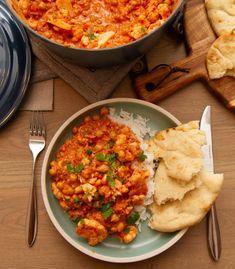 Tandoori Masala, Chana Masala, Chicken Tikka Masala, Masala Recipe, Slow Cooker Chicken, Risotto, Crockpot, Curry, Dinner