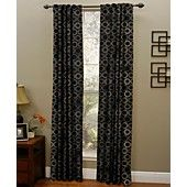 "Miller Curtains Window Treatments, Premonition 52"" x 84"" Panel"