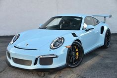 Holy Mother! GT3 RS in Gulf Blue.....