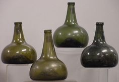 old glass bottles - Google Search