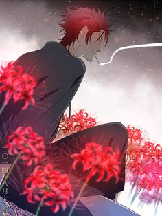 Suoh Mikoto | K Project #anime