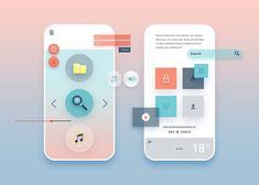 freelance jobs ideas Tips Web Design Icon, Site Design, Ux Design, App Design Inspiration, Mobile Ui Design, Mobile App Ui, Ui Web, User Interface Design, App Development