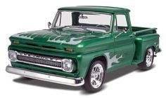 Revell 65 Chevy Stepside Pickup 2N1 | Toys Central