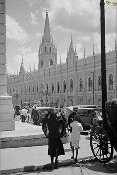 La Universidad Central de Venezuela en Caracas.años 30s