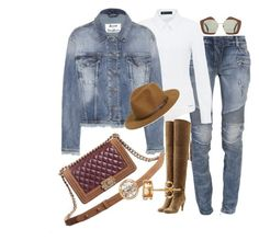 Untitled #204 by scannedbyaaron on Polyvore featuring polyvore fashion style Hallhuber Acne Studios Balmain Chloé Chanel Sole Society Marni women's clothing women's fashion women female woman misses juniors