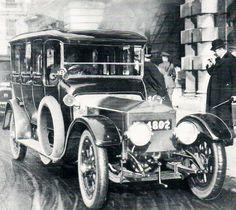 (1913) Open-drive Limousine