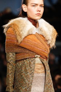 Missoni Fall 2012 Ready-to-Wear Fashion Show Details