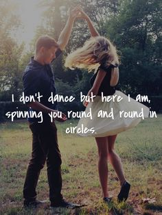 "I adore ""I Don't Dance"" by Lee Brice!"