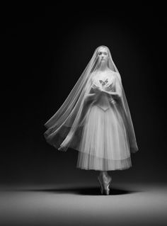 by Erwin Olaf for the Dutch National Ballet. Eerie, but beautiful.
