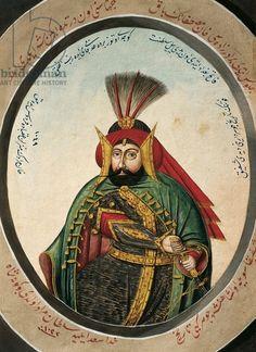 Portrait of Murad IV