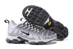 promo code 89578 a790a Most popular Nike Air Max Plus TN Ultra Sneakers White Black Men s Running  Shoes 881560 431