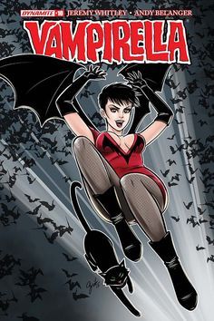 Jeremy Whitley provides us with a commentary track for Vampirella that he did with Andy Belanger for Dynamite Entertainment. Comic Art, Comic Books, Horror Comics, Nerd Geek, Gisele, Pop Culture, Weird, Darth Vader, Superhero