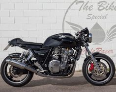 Honda CB1000 Big One Cafe Racer The Bike Special