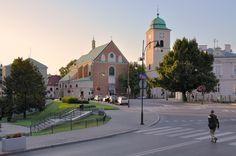Kosciol Farny.  This was my church!