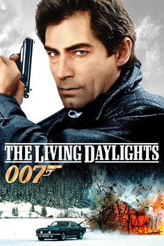 The Living Daylights (1987) | Timothy Dalton as James Bond