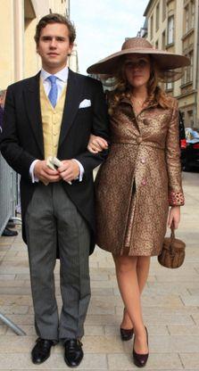 Princess Marie-Astrid of Liechtenstein | The Royal Hats Blog